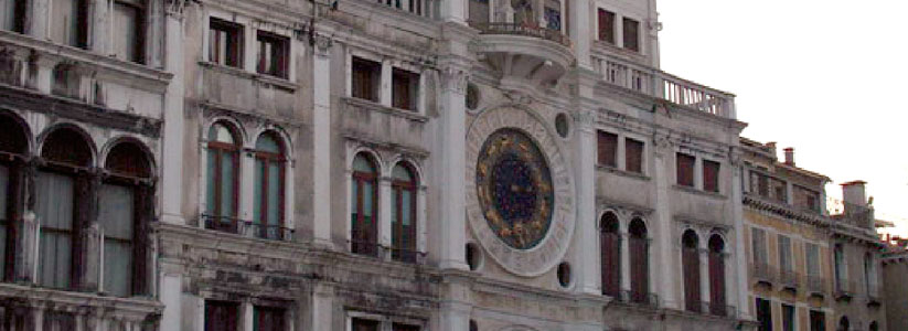 Torre Orologio - Piazza San Marco